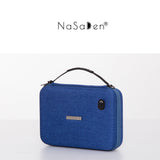 NaSaDen Travel Digital Accessories Storage Bag [Blue] / Travel Accessory - NaSaDen