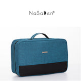 NaSaDen Clothing Storage Bag [Peacock blue] / Travel Accessory - NaSaDen
