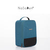 NaSaDen Shoes Bag [Peacock blue] / Travel Accessory - NaSaDen