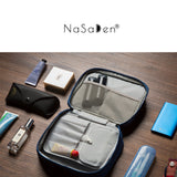 NaSaDen Toiletry Bag [Gray] / Travel Accessory - NaSaDen