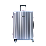 "NaSaDen New Schloss Sanssouci Series [Silver] 29"" Zipper Luggage [1 year warranty] - NaSaDen"