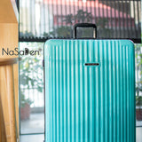 "NaSaDen [Fussen Green] 29"" Zipper Luggage  [1 year warranty] - NaSaDen"