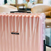"NaSaDen [ Rose Gold ] 28"" Checked Luggage Aluminium Frame [1 year warranty] - NaSaDen"