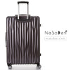 "[NaSaDen][Calw Purple] Aluminium Frame 20"" Carry On  [1 year warranty] - NaSaDen"