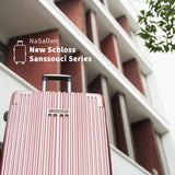 New Schloss Sanssouci Series Checked & Carry On Luggage Set ALL COLOR - NaSaDen