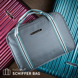 "NaSaDen New Schloss Sanssouci Series [ Giessen Lake Green ] 26"" Zipper Luggage [ 1 year warranty ] - NaSaDen"