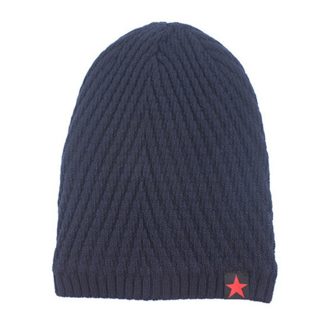 0b24298c598 ... Winter Unisex Men Women Hat Slouch Skull Cap Knit Teen Boy Warm Ski  Sport Hats lm75 ...
