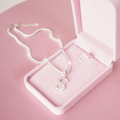 Shine Bright Initial Necklace