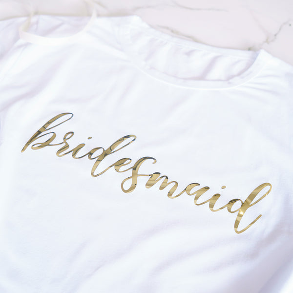 Bridesmaid Top - Styleper
