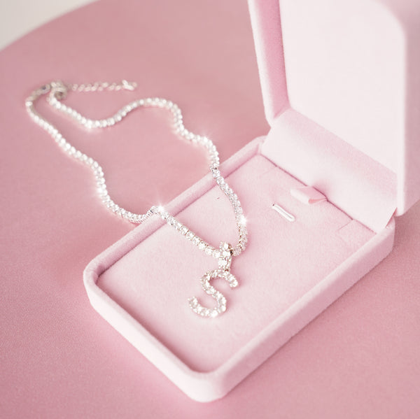Shine Bright Initial Necklace - Styleper