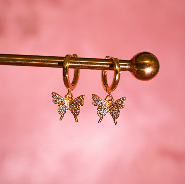 Morpho Earrings