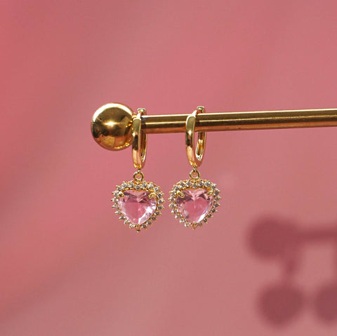 Buy 1 Free 1: Peony Self-Love Earrings