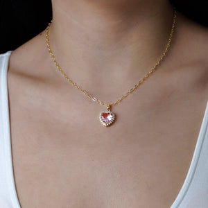 Buy 1 Free 1: Peony Self-Love Necklace