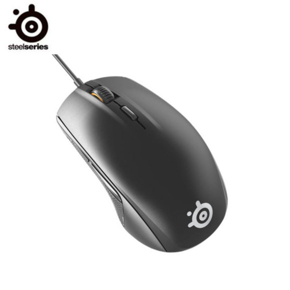 Steelseries Rival 95 4000DPI Gaming Mouse 3D Wired Dragon Custom 5 Keysters