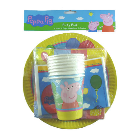 Peppa Pig Party Pack 40pc