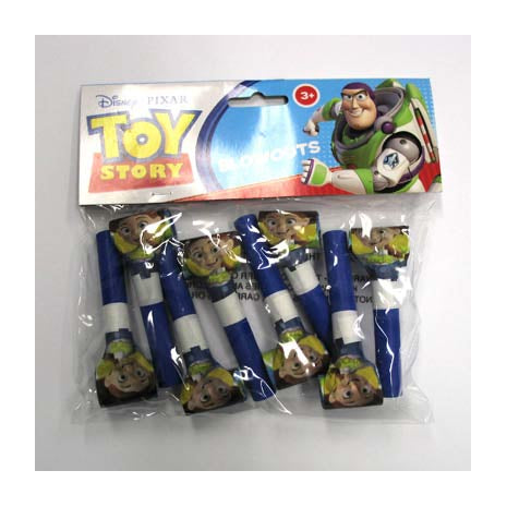 Toy Story 3 Blowouts - 8pk