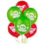Angry Birds Latex Balloons 30cm