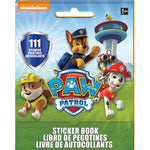 Paw Patrol Stickers Book Favor