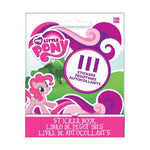 My Little Pony Stickers Book Favor