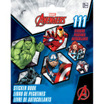 Avengers Stickers Book Favor