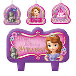 Sofia The First Candle Set
