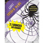 Spider Web White Stretchable