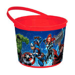 Avengers Epic Favor Container & Handle