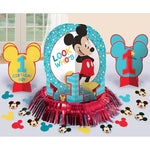 Mickey 1st Birthday Table Decoration Fun To Be One