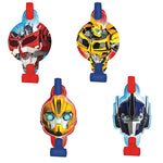 Transformers Blowouts with Medallions - 8pk