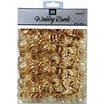 Wedding Bands / Rings Gold Favors Value Pack - 288pk