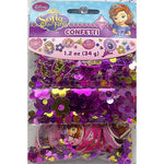 Sofia The First Confetti Value Pack