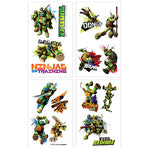 Teenage Mutant Ninja Turtles Tattoos - 16pk