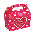 Treat Boxes Happy Valentine's Day - 5pk