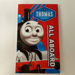Thomas & Friends Notepad Favors All Aboard