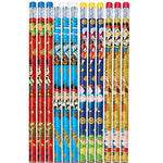 Jake & The Neverlands Pirates Pencils - 12pk