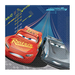 Cars 3 Luncheon Napkins