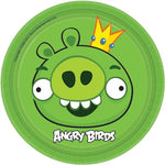 Plates Lunch Angry Birds 18cm