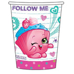 Shopkins Paper Cups 266ml