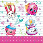 Shopkins Luncheon Napkins
