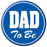 Badge Dad To Be