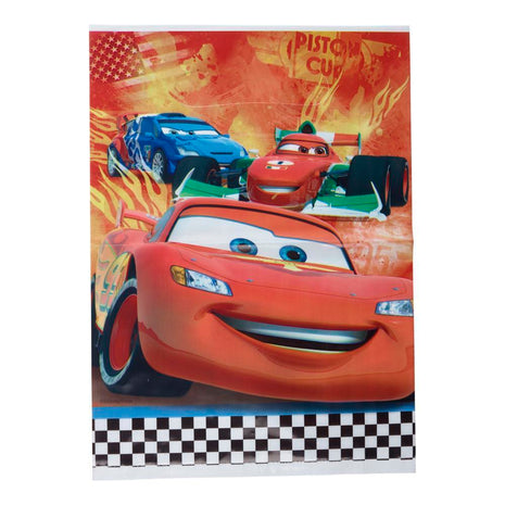 Disney Cars Loot Bags - 8 Pack - 8pk