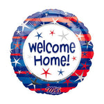 Welcome Home Stars 45cm Balloon
