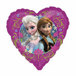45cm Disney Frozen Love Foil Balloon