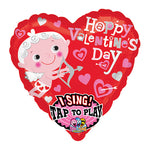 Sing-A-Tune Cupid Happy Valentine's Day