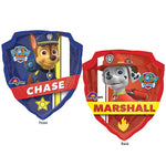 Mini Shape - 2 Sided (Inflated) - Paw Patrol Foil Balloon