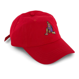 """Air Canada"" Hat (red) - A.M. VINTAGE"
