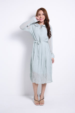 Long Sleeve Dress 8855
