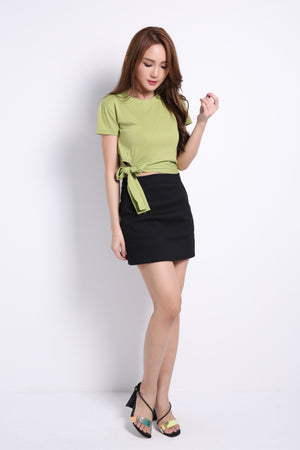 Side Tie Top 8872A
