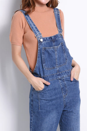 Denim Suspender 10387