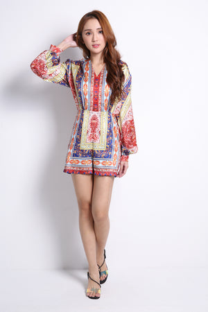 Summer Playsuit 9752